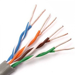 CABLE MULTIPAR 4 PAR CAT-5e...