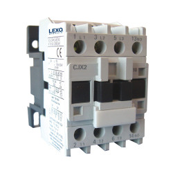 CONTACTOR 18A (7.5KW) 1NA...